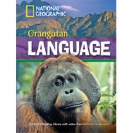 National Geographic Footprint Reading: Orangutan Language + DVD