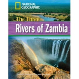 National Geographic Footprint Reading: The Three Rivers of Zambia + DVD