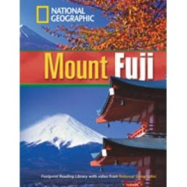 National Geographic Footprint Reading: Mount Fuji + DVD