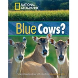 National Geographic Footprint Reading: Blue Cows? + DVD