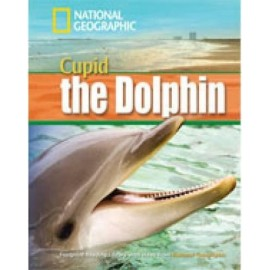 National Geographic Footprint Reading: Cupid the Dolphin+ DVD