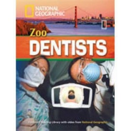 National Geographic Footprint Reading: Zoo Dentists + DVD