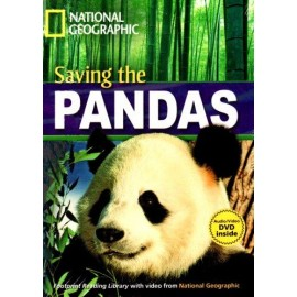 National Geographic Footprint Reading: Saving the Pandas + DVD