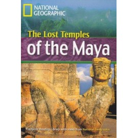 National Geographic Footprint Reading: The Lost Temples of the Maya + DVD