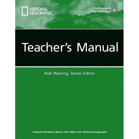 National Geographic Footprint Reading B1 (1600 headwords) Teacher's Book