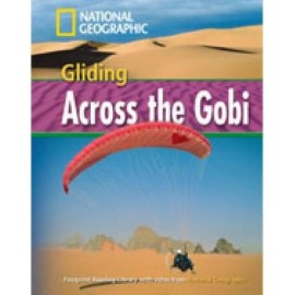 National Geographic Footprint Reading: Gliding Across the Gobi + DVD