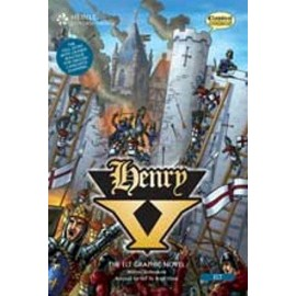 Classical Comics Readers: Henry V + CD