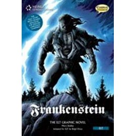 Classical Comics Readers: Frankenstein + CD
