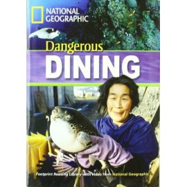 National Geographic Footprint Reading: Dangerous Dining + DVD