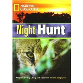 National Geographic Footprint Reading: Night Hunt + DVD