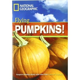 National Geographic Footprint Reading: Flying Pumpkins! + DVD