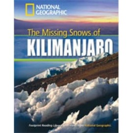 National Geographic Footprint Reading: The Missing Snows of Kilimanjaro + DVD