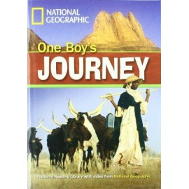 National Geographic Footprint Reading: One Boy's Journey + DVD