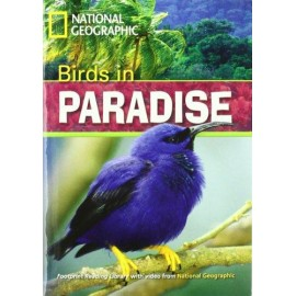 National Geographic Footprint Reading: Birds in Paradise + DVD