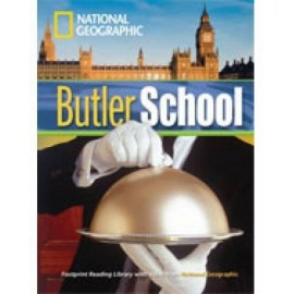 National Geographic Footprint Reading: Butler School + DVD