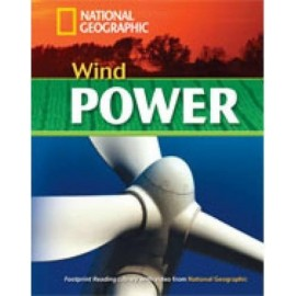 National Geographic Footprint Reading: Wind Power + DVD