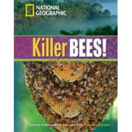 National Geographic Footprint Reading: Killer Bees! + DVD