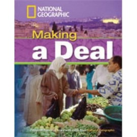 National Geographic Footprint Reading: Making a Deal + DVD