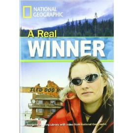 National Geographic Footprint Reading: A Real Winner + DVD