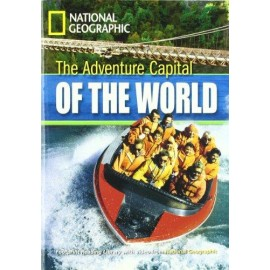 National Geographic Footprint Reading: The Adventure Capital of the World + DVD