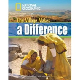 National Geographic Footprint Reading: One Village Makes a Difference + DVD