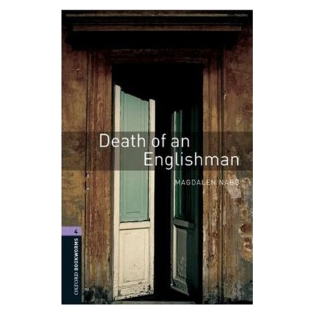 Oxford Bookworms: Death of an Englishman Oxford University Press 9780194791687