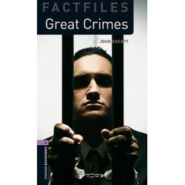 Oxford Bookworms Factfiles: Great Crimes + CD