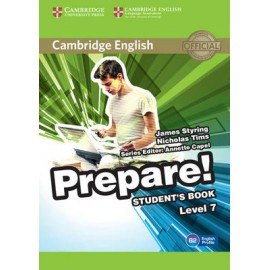 Prepare! 7 Student's Book