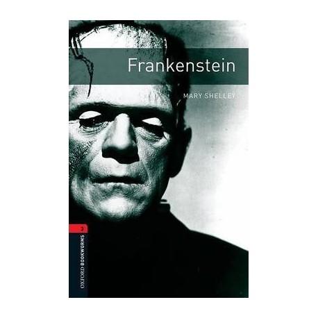 Oxford Bookworms: Frankenstein Oxford University Press 9780194791168