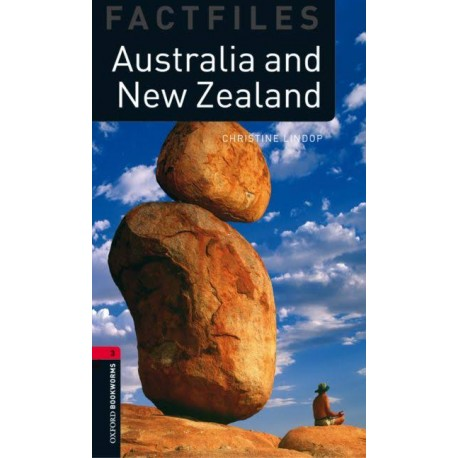 Oxford Bookworms Factfiles: Australia and New Zealand + CD Oxford University Press 9780194235914
