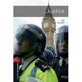 Oxford Bookworms: Justice
