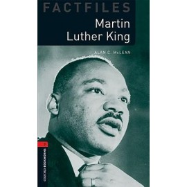 Oxford Bookworms Factfiles: Martin Luther King