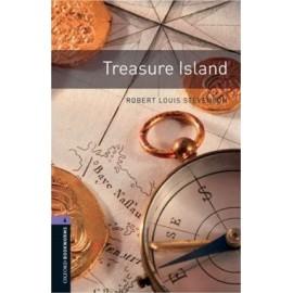 Oxford Bookworms: Treasure Island