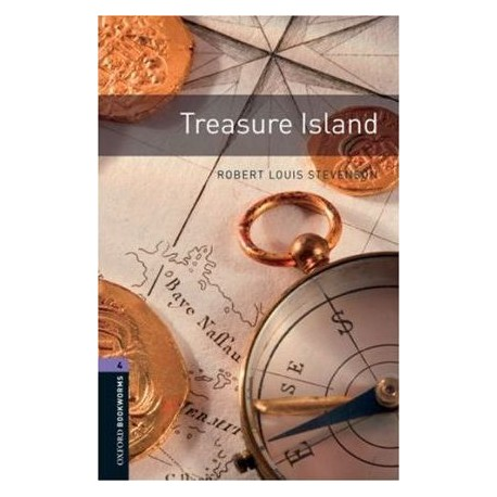 Oxford Bookworms: Treasure Island + CD Oxford University Press 9780194793308