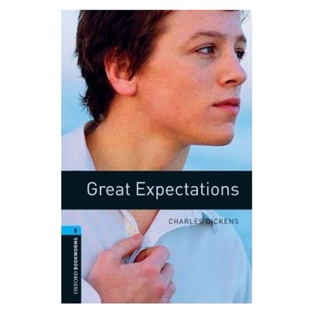 Oxford Bookworms: Great Expectations + CD Oxford University Press 9780194793391