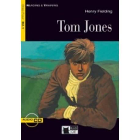 Tom Jones + CD Black Cat - CIDEB 9788877549297