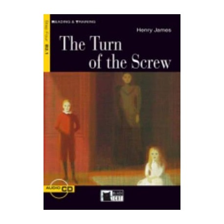 The Turn of the Screw + CD Black Cat - CIDEB 9788853001214