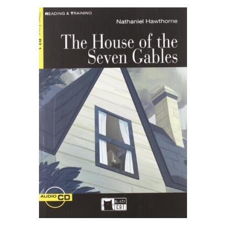 The House of the Seven Gables + CD Black Cat - CIDEB 9788853004642