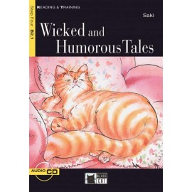 Wicked and Humorous Tales + CD