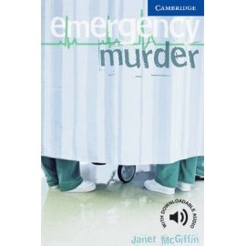 Cambridge Readers: Emergency Murder + Audio download