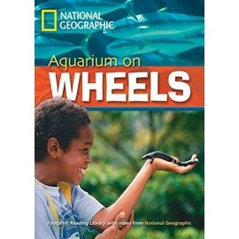 National Geographic Footprint Reading: Aquarium on Wheels + DVD