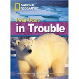 National Geographic Footprint Reading: Polar Bears in Trouble + DVD