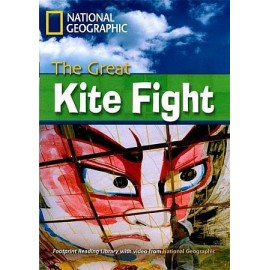 National Geographic Footprint Reading: The Great Kite Fight + DVD