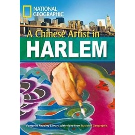 National Geographic Footprint Reading: A Chinese Artist in Harlem + DVD