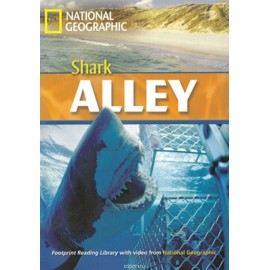 National Geographic Footprint Reading: Shark Alley + DVD