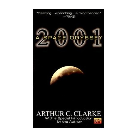 2001: A Space Odyssey Penguin (UK Division) 9780451457998