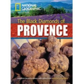 National Geographic Footprint Readers: The Black Diamonds of Provence + DVD