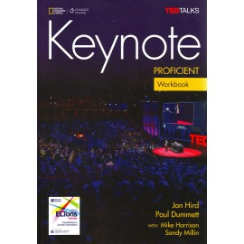 Keynote Proficient Workbook + Audio CD