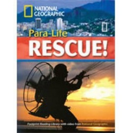 National Geographic Footprint Reading: Para-Life Rescue! + DVD