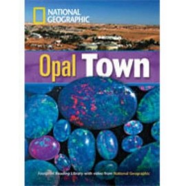 National Geographic Footprint Reading: Opal Town + DVD